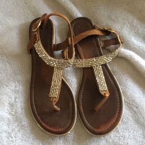 DONATING ALDO sandals